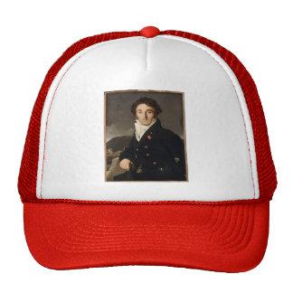 Jean Ingres- Portrait of Charles-Joseph-Laurent Trucker Hat