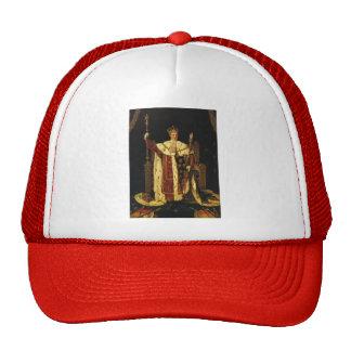 Jean Ingres- Portrait of Charles X Trucker Hat