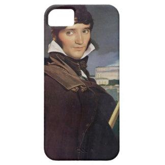 Jean Ingres- Portrait of Francois-Marius Granet iPhone 5 Cover
