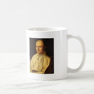 Jean Ingres- Portrait of Frédéric Desmarais Coffee Mug