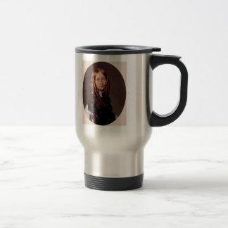 Jean Ingres- Portrait of Madame Frederic Reiset Coffee Mug