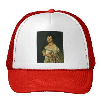 Jean Ingres- Portrait of Madame Panckoucke Trucker Hat