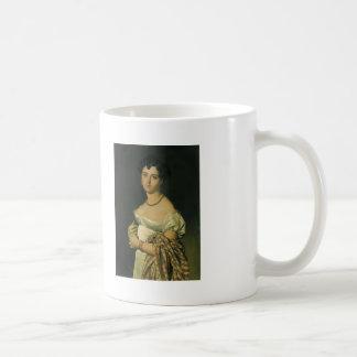 Jean Ingres- Portrait of Madame Panckoucke Coffee Mug