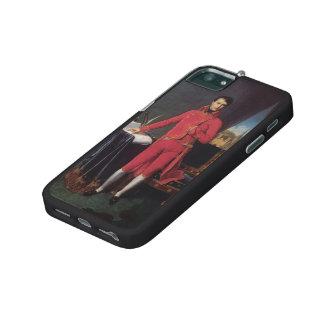 Jean Ingres- Portrait of Napoléon Bonaparte Case For iPhone 5/5S