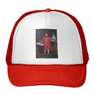 Jean Ingres- Portrait of Napoléon Bonaparte Trucker Hat