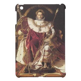 Jean Ingres-Portrait of Napoléon on ImperialThrone Case For The iPad Mini