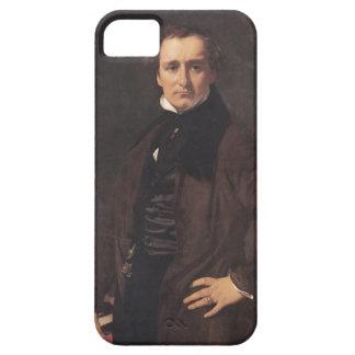 Jean Ingres- Portrait of the Sculptor Lorenzo iPhone 5 Cases
