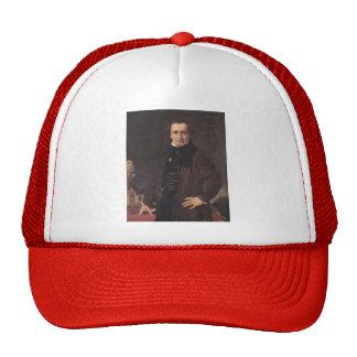 Jean Ingres- Portrait of the Sculptor Lorenzo Trucker Hat