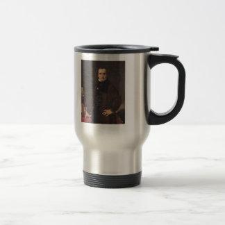 Jean Ingres- Portrait of the Sculptor Lorenzo Mug