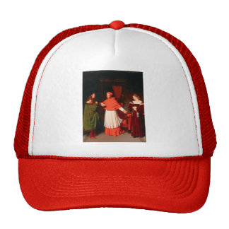 Jean Ingres- The Betrothal of Raphael Trucker Hat