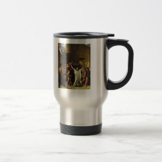 Jean Ingres- The Martyrdom of St. Symphorian Mug