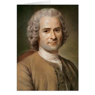 Jean-Jacques Rousseau  after 1753 Cards