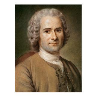 Jean-Jacques Rousseau  after 1753 Postcards