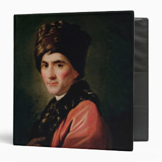 Jean Jacques Rousseau 3 Ring Binders