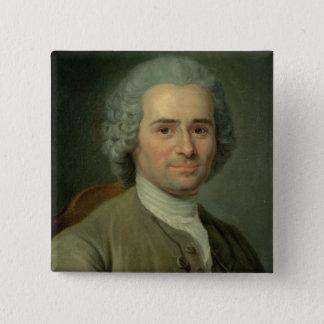 Jean-Jacques Rousseau Button