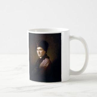Jean-Jacques Rousseau by Allan Ramsay (1766) Coffee Mug