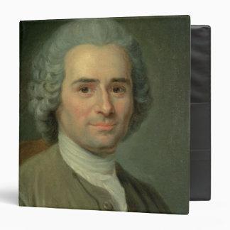 """Jean-Jacques Rousseau Carpeta 1 1/2"""""""
