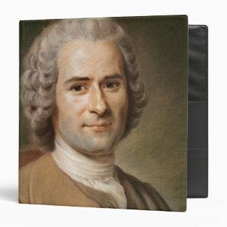 """Jean-Jacques Rousseau después de 1753 Carpeta 1 1/2"""""""