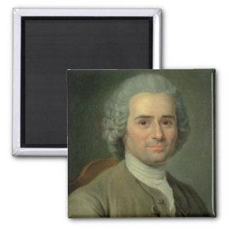 Jean-Jacques Rousseau Imán Cuadrado