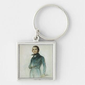 Jean Joseph Louis Blanc  1835 Keychain