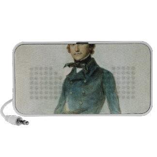 Jean Joseph Louis Blanc  1835 Notebook Speaker
