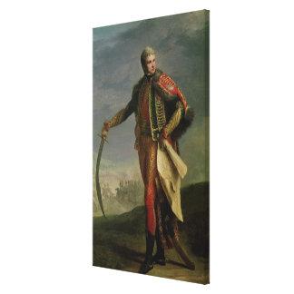 Jean Lannes  Duke of Montebello Canvas Print