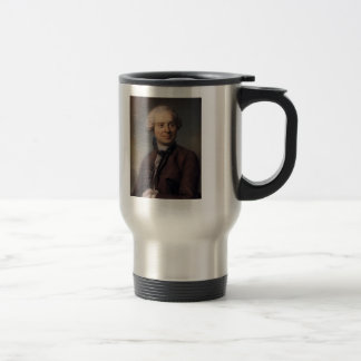 Jean Le Rond d'Alembert by Maurice Quentin Tour Mug