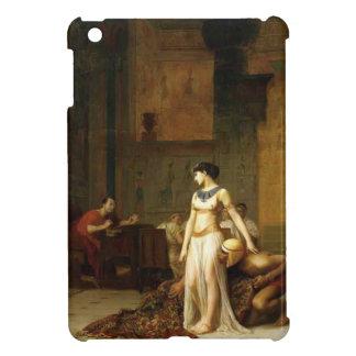 Jean-Leon Gerome- Cleopatra and Caesar Cover For The iPad Mini