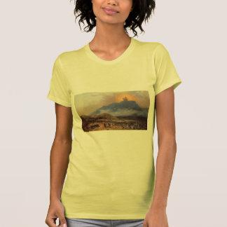 Jean-Leon Gerome- Moses on Mount Sinai T Shirts