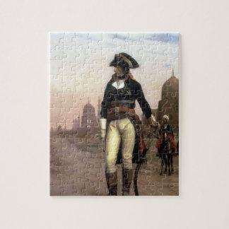 Jean-León Gerome- Napoleon en Egipto Puzzles
