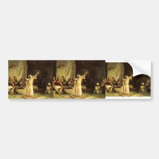 Jean-Leon Gerome- The Dance of the Almeh Bumper Sticker