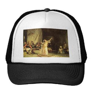 Jean-Leon Gerome- The Dance of the Almeh Trucker Hat