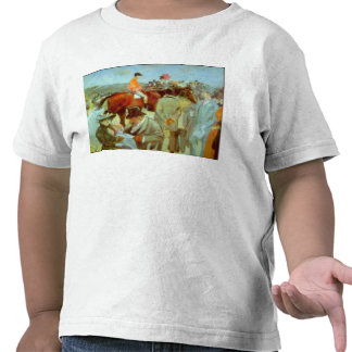 Jean-Louis Forain - At the Races T-shirts