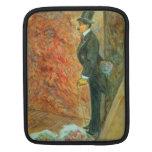Jean-Louis Forain - en las alas Fundas Para iPads