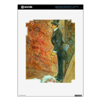 Jean-Louis Forain - In The Wings iPad 3 Decal