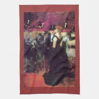 Jean-Louis Forain - Paris Opera Kitchen Towels