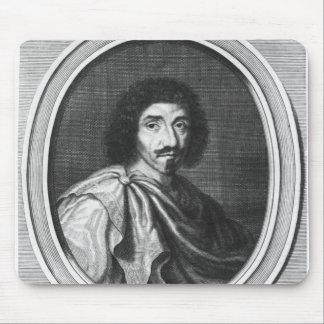 Jean Louis Guez de Balzac Mouse Pad