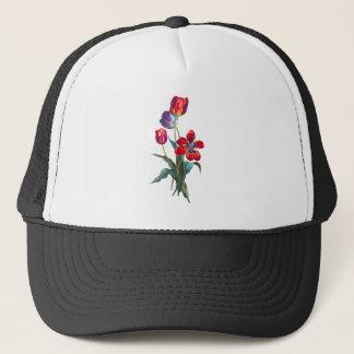 Jean Louis Prevost Tulip Bouquet Trucker Hat