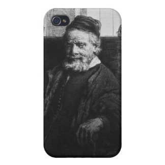 Jean Lutma, 1656 iPhone 4/4S Cover