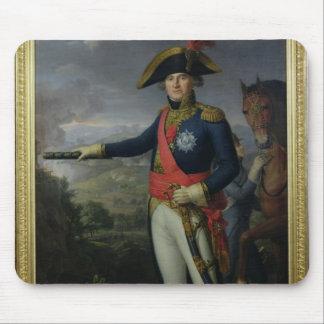 Jean Mathieu Philibert Serurier  Comte d'Empire Mouse Pad