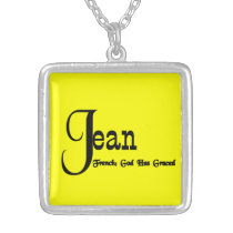 Jean Necklace
