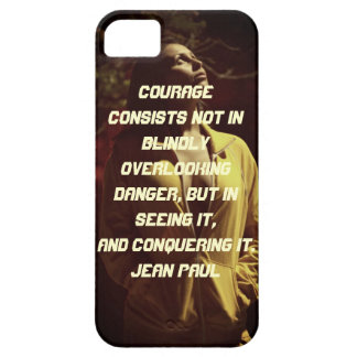 Jean Paul iPhone 5 Case-Mate Protectores