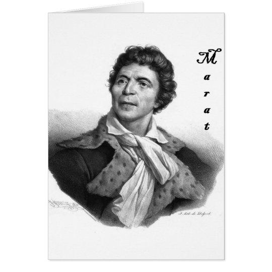 Jean-paul_marat_1 public domain with blackadder card