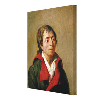 Jean-Paul Marat Canvas Print