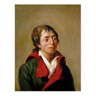 Jean-Paul Marat Postcard