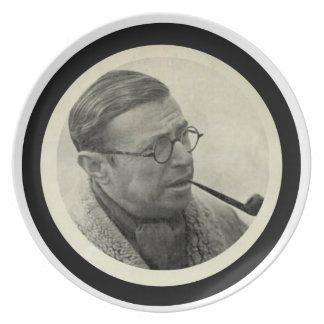 Jean-Paul Sartre Plato