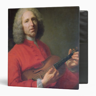 Jean-Philippe Rameau  with a Violin Binders