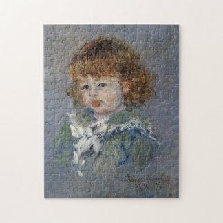 Jean-Pierre Hoschede, called Bebe Jean Monet Fine Jigsaw Puzzle