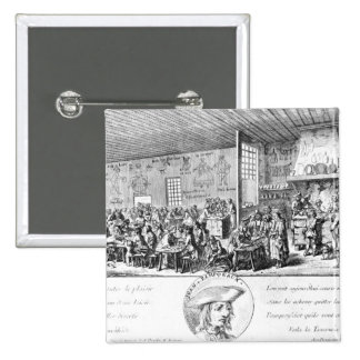 Jean Ramponneau's Tavern Button