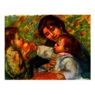 Jean Renoir y Gabrielle de Pedro Renoir Postales